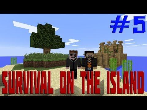 SURVIVAL ON THE ISLAND - Дом в Воздухе! (Серия 5)
