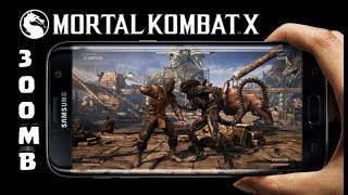 Highly Compressed Mortal Kombat X Mod On Android APK+OBB | Unlimited Money Proof With Gameplay |