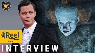 Bill Skarsgard Interview: Pennywise Actor Talks IT Chapter Two and More