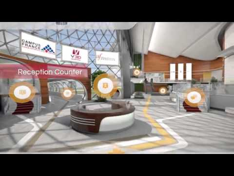 Virtual Education Expo: study in France