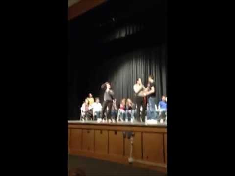 Tom Deluca Hypnotist Briarcliff High School