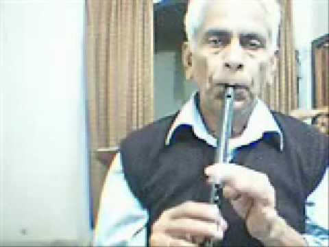 mein to tum sang nain mila ke...Flute by DK Sharma