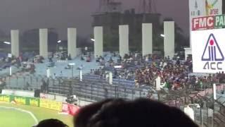 Asia Cup 2014 Bangladesh VS Afghanistan (BAN 1/1 Over 1)