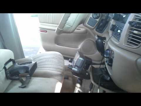 mobile ham radio install