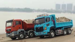 Rc Construction big Offline truck 1/14 Vietnam parts 2