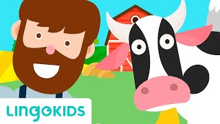 Old MacDonald Had a Farm - Nursery Rhymes - Lingokids