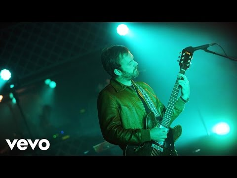 Kings Of Leon - Waste A Moment in the Live Lounge