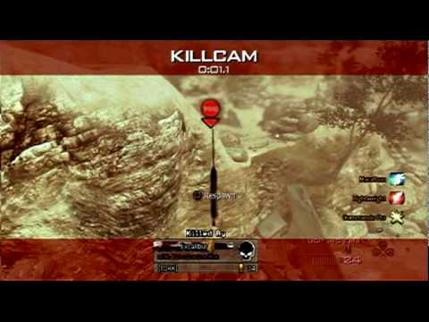 AMAZING KILLCAM THROWING KNIFE