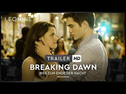 Breaking Dawn - Biss zum Ende der Nacht (Teil 2) - 1. Trailer ...