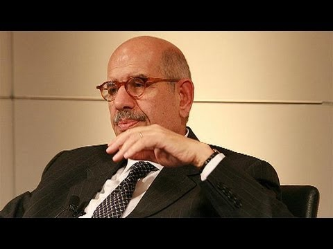 ElBaradei favourite to lead Egypt's transitional government