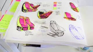 Future Mobility: A Circular Economy Design Perspective at the Royal College of Arts   DIF 2017