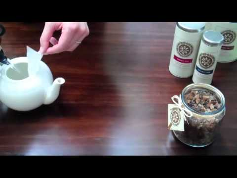 Tea Basics : How To Brew Loose Leaf Tea