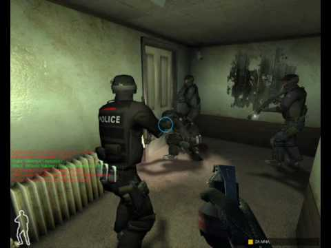 GAMEPLAY+OCENA: Swat 4