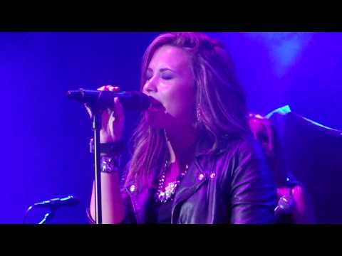 Demi Lovato - Catch Me (New Version) 09/05/10