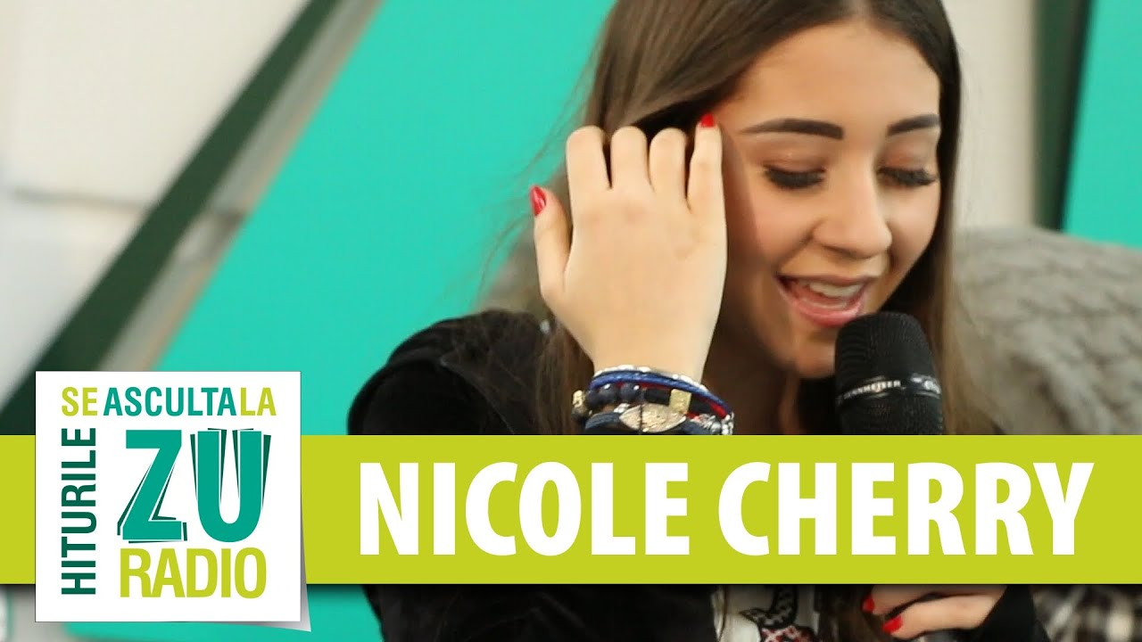 Nicole Cherry - Never Forget You x Take Shelter x How Deep Is Your Love (Live la Radio ZU)