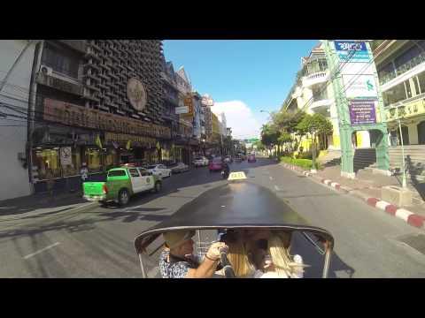 Thailand / Cambodia 2015 Trip GoPro - Tajlandia / Kambodża Wakacje 2015