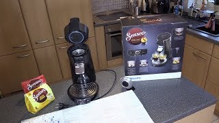 Philips Senseo HD6566/50 Viva Café Kaffeepadmaschine - Test