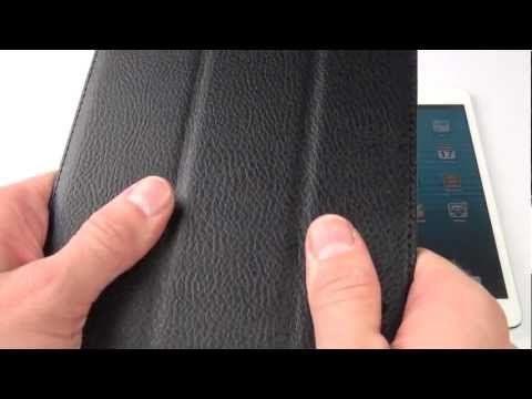 INVELLOP iPad mini Leatherette smart cover case