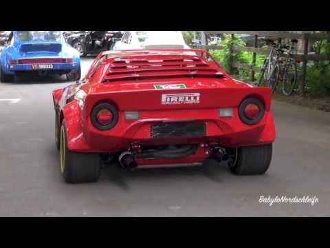 Lancia Rally - Stratos vs 037