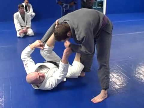 Inversion Spider Guard Sweep Image 1