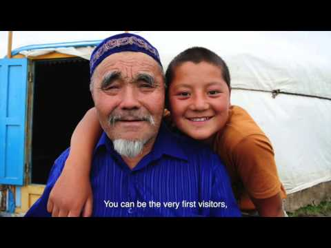 Living with locals in yurts in a Mongolian village – slow tourism