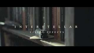 Interstellar - Visual Effects
