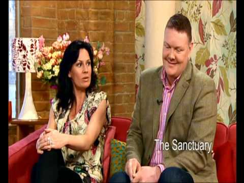 Lucy Pargeter And Dominic Brunt On This Morning 21.04.10 video
