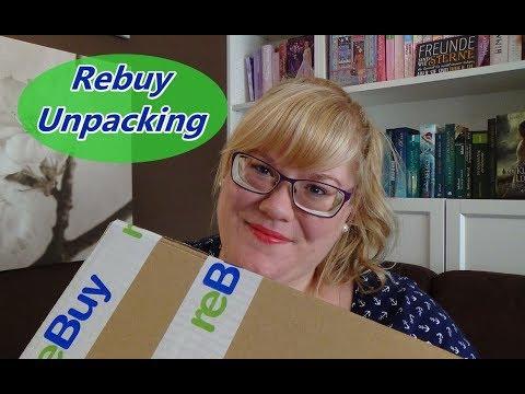 Rebuy  Unpacking l August '17