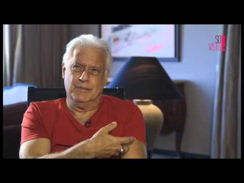 António Fagundes em entrevista com Sílvia Alberto