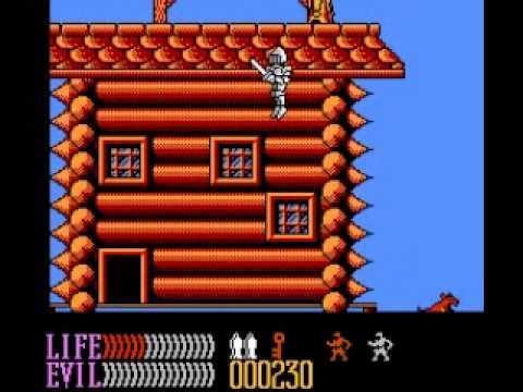 Wizards & Warriors III - Wizards and Warriors III (NES) - User video