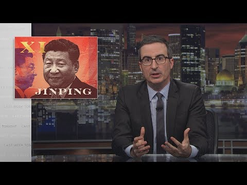 Xi Jinping: Last Week Tonight with John Oliver (HBO) thumbnail