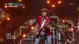 뮤직뱅크 Music Bank - HOW R U TODAY - N.Flying.20180525