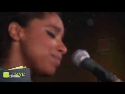 Lianne La Havas - He Loves Me (Jill Scott) - Le Live