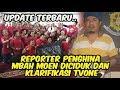 Update K4-sus Joe Ramadhan dan Klarifikasi TV One