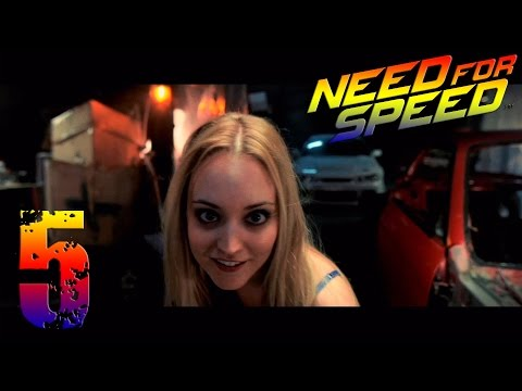 Need for Speed 2015. Прохождение. Часть 5 (Продрифтер) 60fps