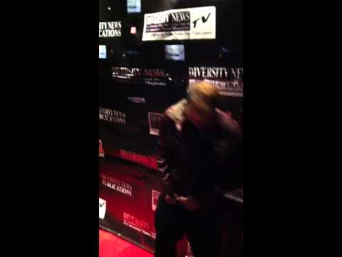 Rob EC -Red Carpet at Arnold G's Birthday Party on Nov. 26th, 2011 in Hollywood Hills, CA.mov