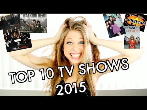 TOP 10 TV SHOWS 2015 | XTINEMAY