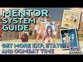 MENTOR SYSTEM GUIDE – Get 170% EXP, +20 stats and +120 Combat Time | Ragnarok Mobile Eternal Love