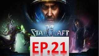 Starcraft ITA | La Sconfitta di Warfield | Ep.21/41