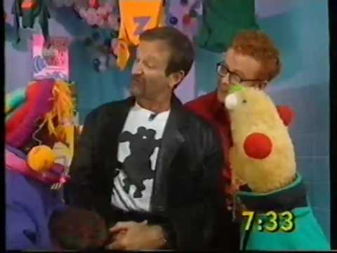 Robin Williams meets Zig and Zag