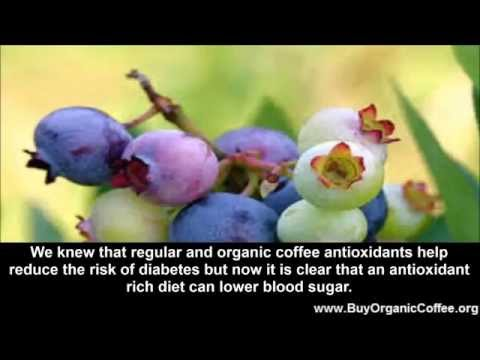 Better Health With an Antioxidant Rich Diet