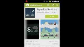 Descargar paperland pro  live wallpaper