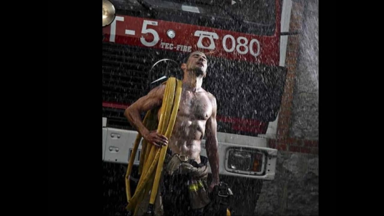 Fotos calendario bomberos de bilbao 2013 93