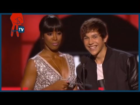 Austin Mahone and Selena Gomez at the Billboard Music Awards - Austin Mahone Takeover Ep 56