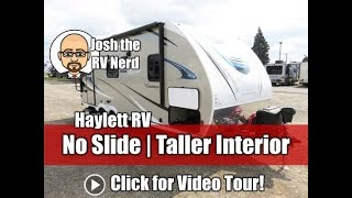 2019 Coachmen 204RD Freedom Express No Slide Ultralite Couple's Camping Travel Trailer
