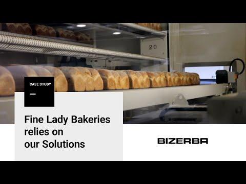 Bizerba Fine Lady Bakeries   English video