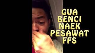 Main Gim Di Pesawat Dan Menyesal - Dino Gugel Krom