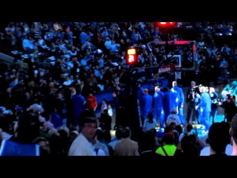 Dallas Mavericks Starting Lineup vs Denver Nuggets 2/15/2012