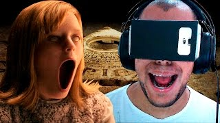 360 | Ouija : A Origem do Mal - Google Cardboard VR REACTION