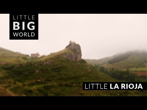 Little La Rioja (Time-Lapse ,Tilt-Shift)
